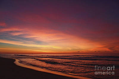 Photograph - Jersey Shore Sunrise by Jeff Breiman