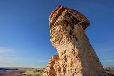Photograph - Jerusalem Rocks Formation by Todd Klassy