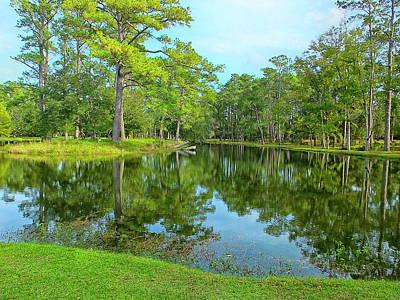 Photograph - Jessamine Pond by Bill Barber