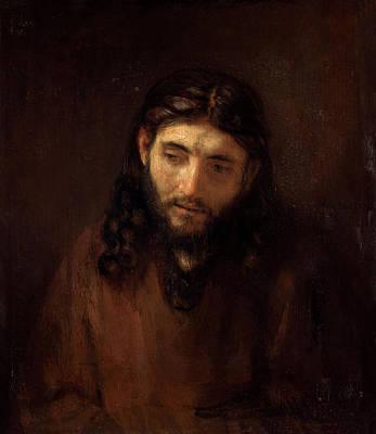 Painting - Jesus by Rembrandt van Rijn