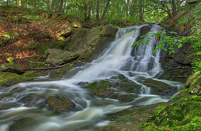 Photograph - Jewell Falls by Juergen Roth