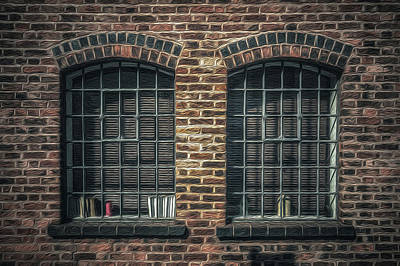 Photograph - Jewellery Quarter Doors And Windows No 14 by Chris Fletcher