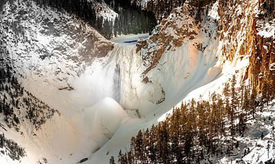 Photograph - Jewels Of Yellowstone by Karen Wiles