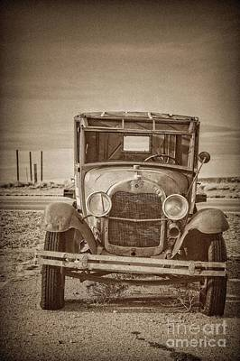 Photograph - Jilted Jalopy by Imagery by Charly