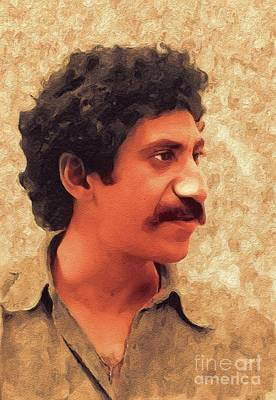Music Royalty-Free and Rights-Managed Images - Jim Croce, Music Legend by John Springfield