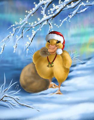 Painting - Jingle Bells by Veronica Minozzi