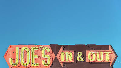 Photograph - Joe's In And Out by Todd Klassy