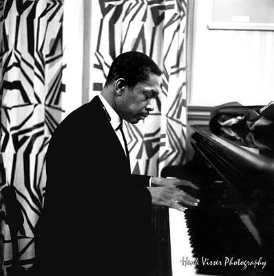 John Coltrane At Piano Original