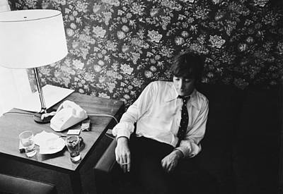 Beatles Photograph - John Lennon by Harry Benson