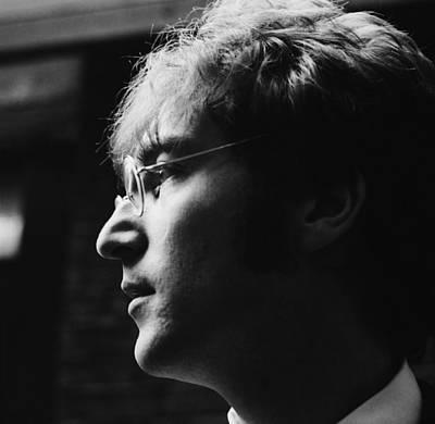Beatles Photograph - John Lennon by Peter King