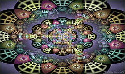 Digital Art - John by Missy Gainer