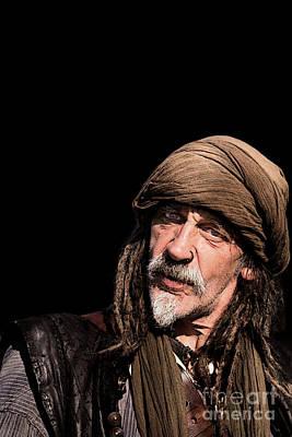 Photograph - Jon The Pirate by Terri Waters