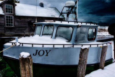 Photograph - Joy At Fishtown Michigan by Evie Carrier