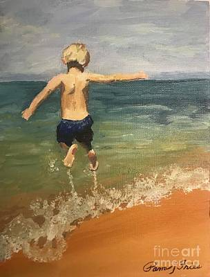 Painting - Joy by Pam Fries