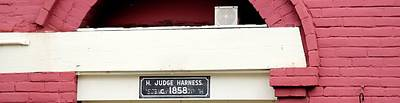 Photograph - Judge Harness by Jerry Sodorff