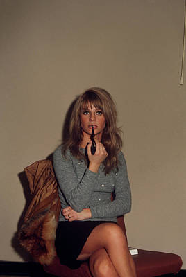 Photograph - Julie Christie by Art Zelin