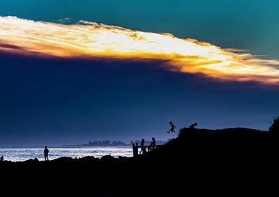 Photograph - Jump by Mache Del Campo