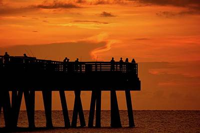 Photograph - Juno Pier 5 by Steve DaPonte