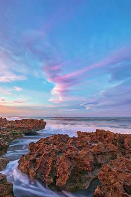 Photograph - Jupiter Island Sunset by Juergen Roth
