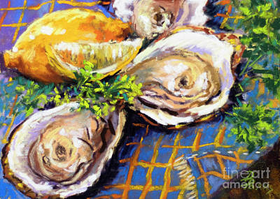 Painting - Just Three by Dianne Parks