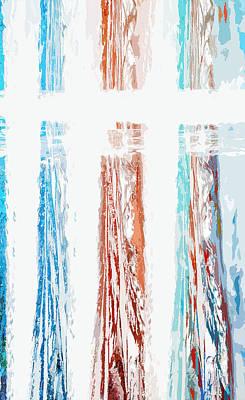 Digital Art - Justified by Payet Emmanuel