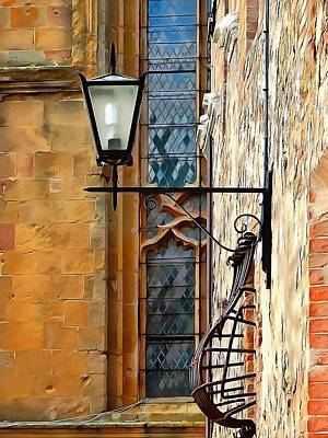 Photograph - Juxtaposition by Dorothy Berry-Lound