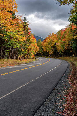 Photograph - Kancamagus Highway  by Tom Singleton