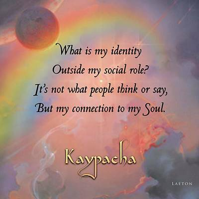 Digital Art - Kaypacha - February 20, 2019 by Richard Laeton