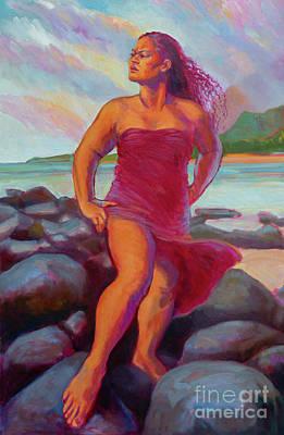 Painting - Kealia Dawn by Isa Maria