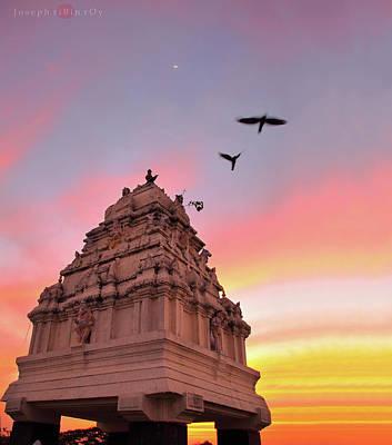 Bangalore Photograph - Kempegowda Tower - Lal Bagh, Bangalore by Joseph Ribin Roy