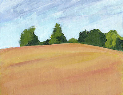 Painting - Kent Countryside by Tina Lewis