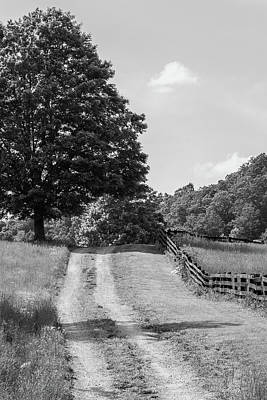 Photograph - Kentucy Two Track  by John McGraw