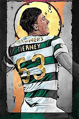Kieran Tierney Icon Original