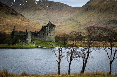 Travel - Kilchurn Castle, 06 by Chris Smith