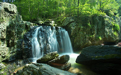 Photograph - Kilgore Falls In Summer by Mark Duehmig