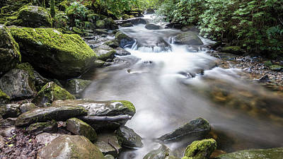 Photograph - Killarney National Park Torc Waterfall Long Exposure  by John McGraw