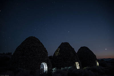 Photograph - Kilns by James Dudrow