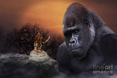Photograph - King Kong by Ed Taylor