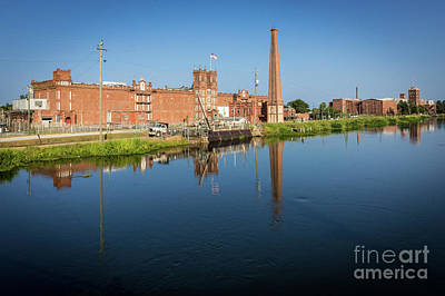 Photograph - King Mill - Augusta Ga 1 by Sanjeev Singhal