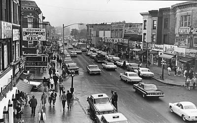 Kings Highway & East 15th St., Early Art Print by Fred W. Mcdarrah