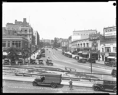 The Bronx Photograph - Kingsbridge Road by The New York Historical Society