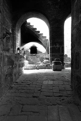 Photograph - Kitchen In The Monastery by Aidan Moran