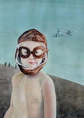 Painting - Kitty Hawk by Kirsten Beitler