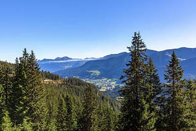 Photograph - Kleinwalsertal, Austria by Andreas Levi