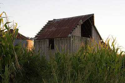 Photograph - Knox Barn by Dylan Punke