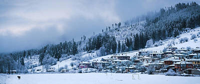 Photograph - Koprivshtica Winter Panorama by Milan Ljubisavljevic