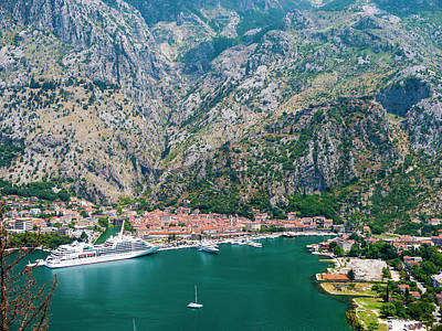 Photograph - Kotor View by Rae Tucker
