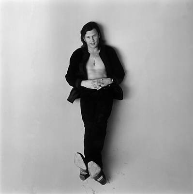 Photograph - Kris Kristofferson by Jack Robinson