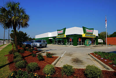 Photograph - Krispy Kreme In Cayce by Joseph C Hinson Photography