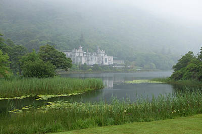 Photograph - Kylemore Abbey by Mark Duehmig